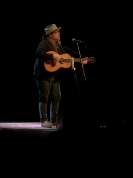 Jeff Tweedy, London Barbican 2018, close